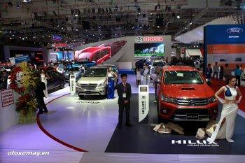 """Toyota Việt Nam """"ăn mừng"""" 20 năm thành lập với doanh số kỷ lục"""