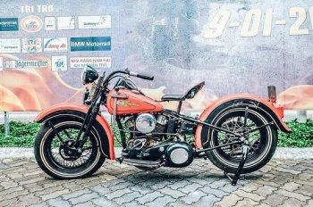 Hàng trăm xe Harley-Davidson gầm thét sinh nhật tại Hanoi