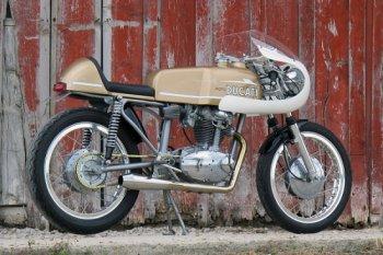 Ducati Monza vẻ đẹp cổ điển giàu ngẫu hứng