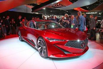 Precision Concept – ngôn ngữ thiết kế tương lai của Acura