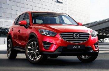 Mazda CX-5 2016 có giá từ 1,039 tỷ