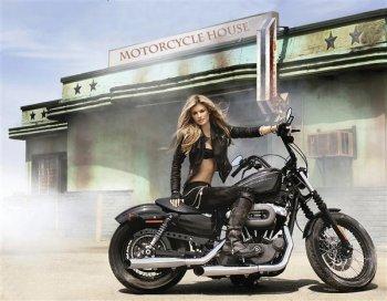 14% người sử dụng mô tô tại Mỹ là nữ giới