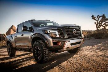 Nissan muốn tham chiến phân khúc xe off-road