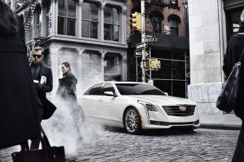 """Xế sang Cadillac CT6 """"made in China"""" sắp tấn công thị trường Mỹ"""