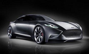Hyundai tỏ rõ tham vọng cạnh tranh với BMW