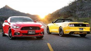 Cháy hàng, Ford Mustang bị đội giá