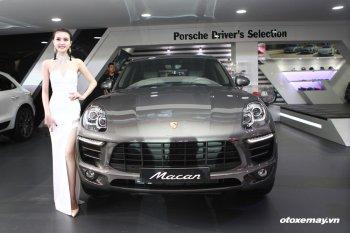 SUV Macan giúp Porsche Việt Nam bay cao trong năm 2015