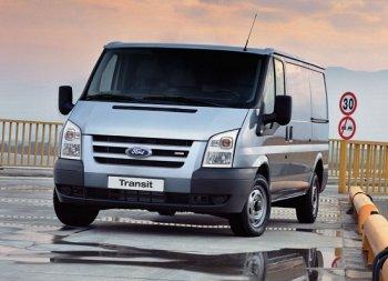 Ford Việt Nam triệu hồi 157 xe Transit lỗi cánh cửa trước