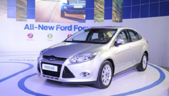 Ford Focus chính thức có giá từ 689 đến 849 triệu đồng