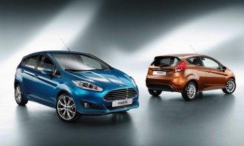 Ford Fiesta bị thu hồi vì lỗi túi khí