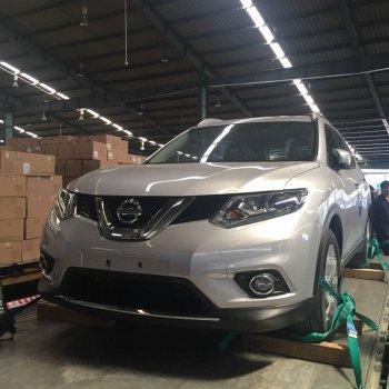 Nissan X-Trail thế hệ mới sắp ra mắt tại Việt Nam
