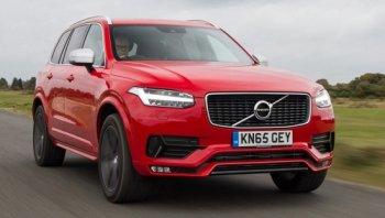 Volvo sắp tung hàng loạt xe 'tai nạn không chết'
