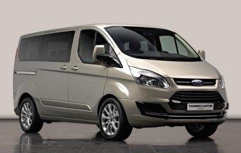 Hình ảnh Ford Transit mới sẽ xuất hiện tại Geneva 2012