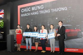 MINI công bố chủ nhân Việt nhận suất du lịch Anh Quốc trị giá 660 triệu đồng