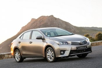 Toyota bán nhiều xe nhất thế giới 2015