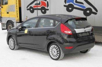 Lộ hình ảnh Ford Fiesta 2013