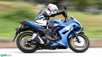 Lộ diện Suzuki GSX-R250 bản 2016