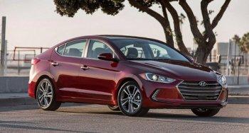 Hyundai sắp tung Elantra mới đối đầu Honda Civic