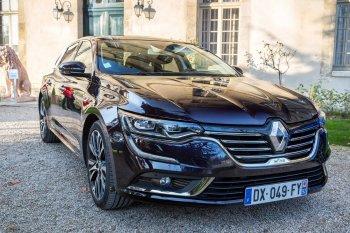 Renault Talisma – đối thủ của Toyota Camry sắp về Việt Nam