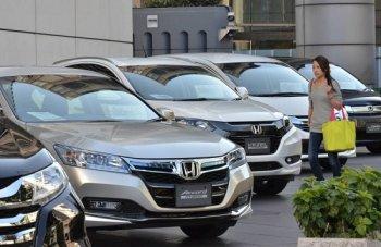 Lợi nhuận Honda giảm mạnh vì các đợt triệu hồi