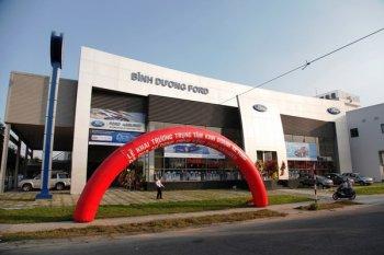 Ford Việt Nam giới thiệu chương trình bán xe đã qua sử dụng