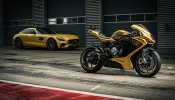Showroom của Mercedes-Benz sẽ kinh doanh xe MV Agusta