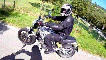 """""""Săn"""" Ducati Scambler trên đường thử"""