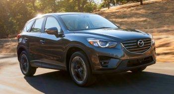 Mazda CX-5 nguy cơ bị rò rỉ nhiên liệu