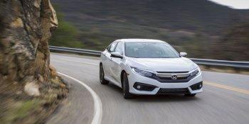 Honda Civic 2016 bị dừng bán vì lỗi động cơ