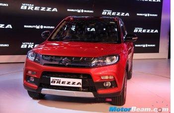 Suzuki trình làng crossover cỡ nhỏ Vitara Brezza