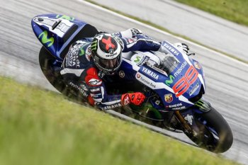 Jorge Lorenzo xuất sắc nhất trong ngày chạy thử cuối cùng