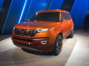 Hyundai tung concept SUV cỡ nhỏ đối đầu với Ford EcoSport