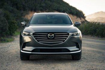 Mazda CX-9 2016 thay đổi toàn diện
