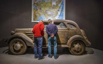 Sự đặc biệt của mẫu xe Toyota cổ nhất
