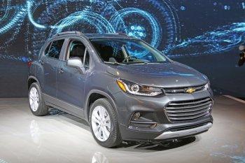 Chevrolet Trax 2017 – phép thử liều cao trong phân khúc SUV cỡ nhỏ