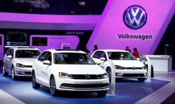 VW lấy lại sức sau bê bối gian lận
