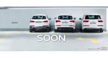 """Audi AG """"úp mở"""" về mẫu SUV hoàn toàn mới"""