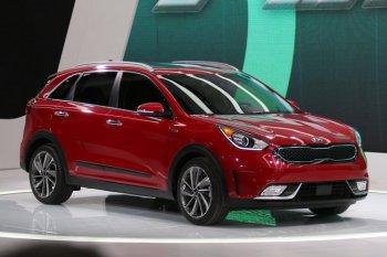 Kia Niro – thêm một lựa chọn SUV cỡ nhỏ
