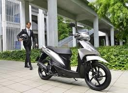 Xe tay ga Suzuki Address 110 đã có tại Việt Nam, giá 28,2 triệu