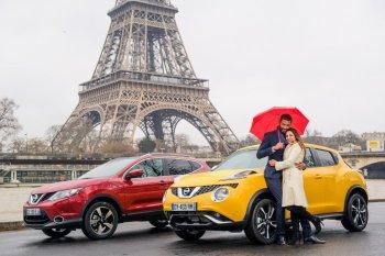 """Tài xế Nissan chính là """"bạn tình"""" lý tưởng"""