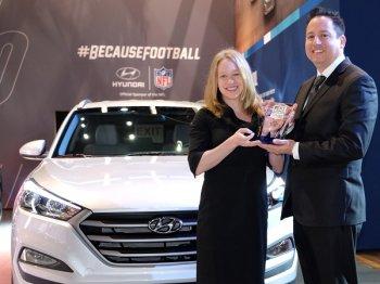 Người Mỹ đánh giá cao SUV Hyundai Tucson
