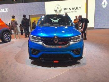 Renault giới thiệu hai mẫu concept hoàn toàn mới