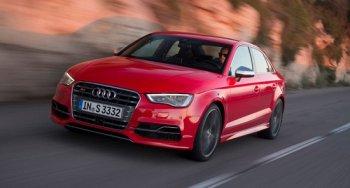 Audi RS3 sedan được bật đèn xanh tại Mỹ