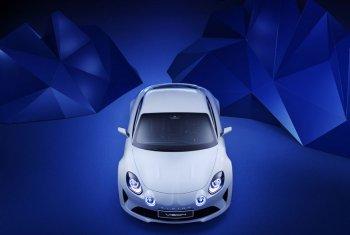 Renault Alpine Vision – đối thủ của Audi TT sắp trình làng
