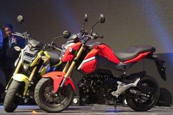 Honda MSX 125 2016 mới thêm nhiều tiện ích