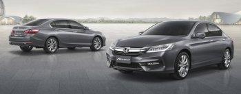 Honda Accord 2016 ra mắt tại Thái Lan