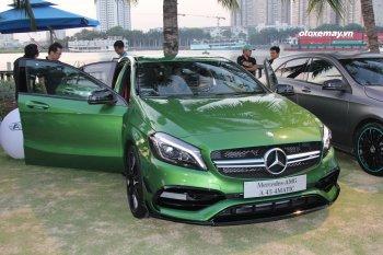 5 kế hoạch hấp dẫn của Mercedes-Benz tại Việt Nam trong năm 2016