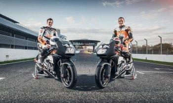 KTM hoàn thành đợt thử xe tại Tây Ban Nha
