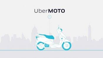 """Uber thử nghiệm dịch vụ gọi """"xe ôm"""" qua ứng dụng"""