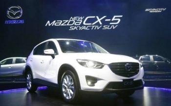 Phiên bản nâng cấp Mazda CX-5 ra mắt tại Thái Lan